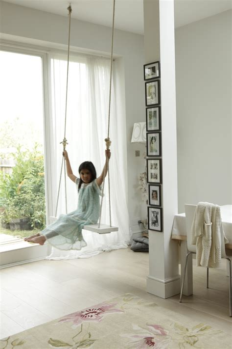 indoor swing 16 playful indoor swing ideas for your home wave avenue