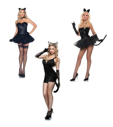 Diy Halloween Costumes Using A Black Dress