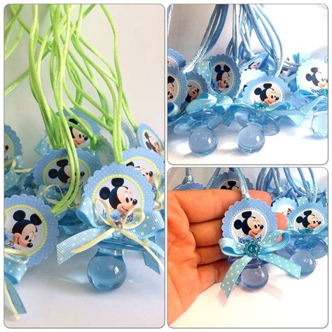 Mickey Mouse For Baby Shower by 12 Mickey Mouse Baby Shower Pacifiers Mickey Mouse Baby