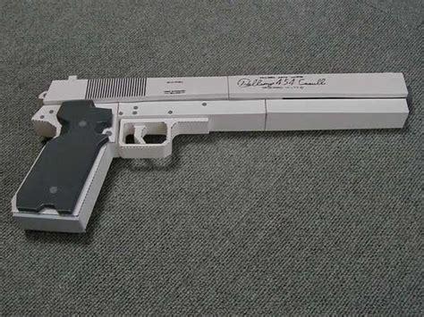 Tutorial Armas Alucard | creea tus propias pistola de alucard con cartulina