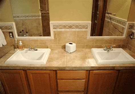 Bathroom Vanity Tile Ideas by Master Bathroom Vanity Design Bookmark 11625