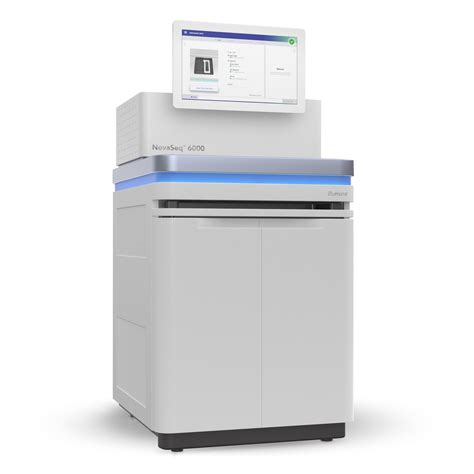 illumina sequencing machine new machines can sequence human genome in one hour