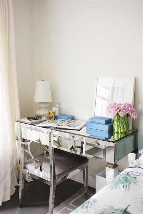 desk mirror with stand desk as nightstand design ideas