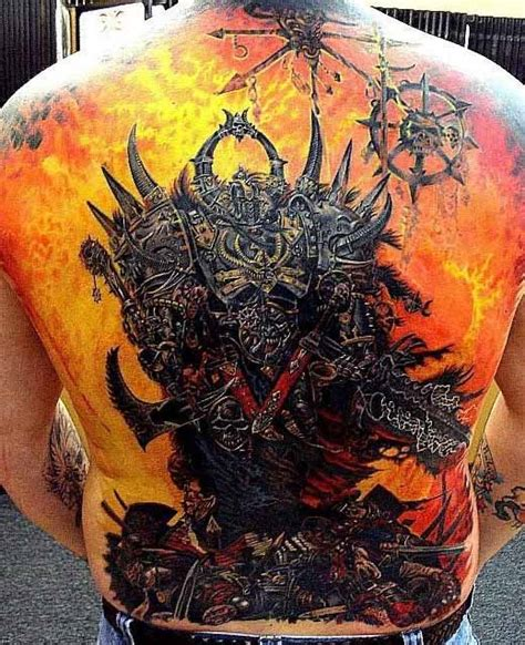 hell tattoos of hell and a ultrafeel tv