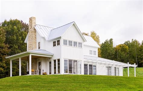 contemporary farm house modern farmhouse style centsational style