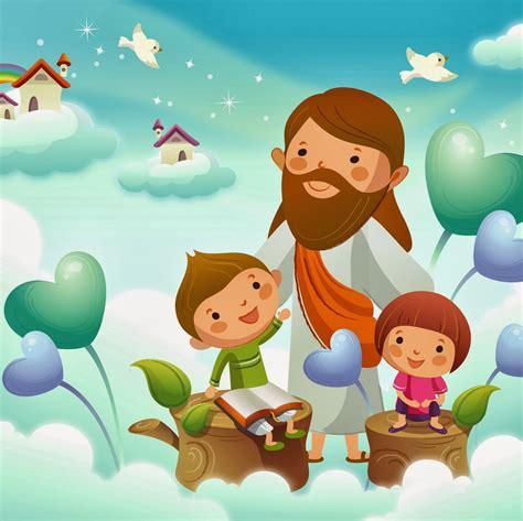 imagenes catolicas de jesus con niños maribel se 241 o de reli dibujos de jesus de nazaret