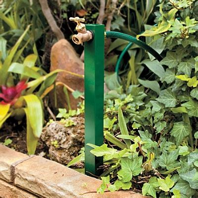 Outdoor Faucet Extension by Front Yards Faucets And Yards On