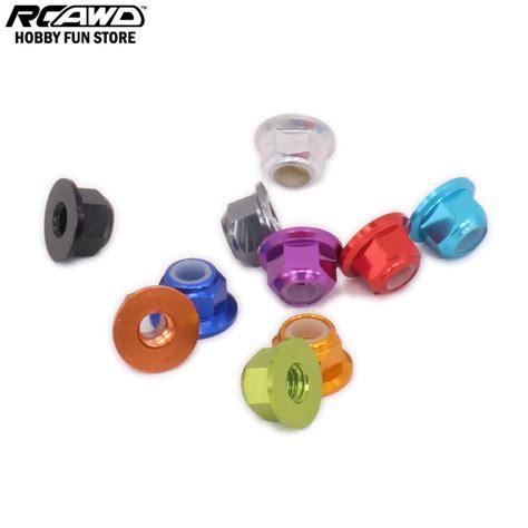 rcawd m4 4mm wheel hex lock nut for rc car 1 12 wltoys l959 l969 l979 l202 l212 l222 k959