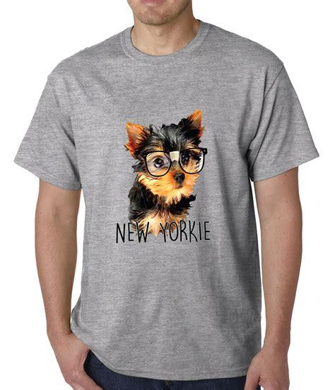 new yorkie shirt new yorkie mens t shirt
