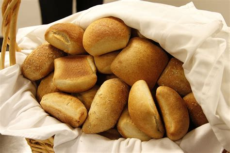 the rolls list of bread rolls