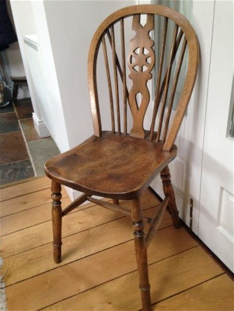 Sturdy Kitchen Chairs by Beautiful Railed Sturdy Kitchen Chair For Sale In Dalkey