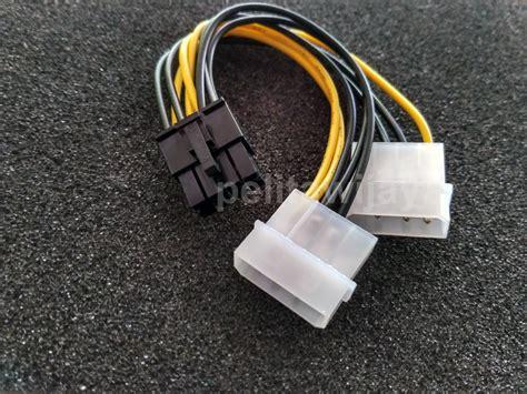 Harga Kabel Vga Di Surabaya jual kabel 8pin vga pelitawijaya shop surabaya