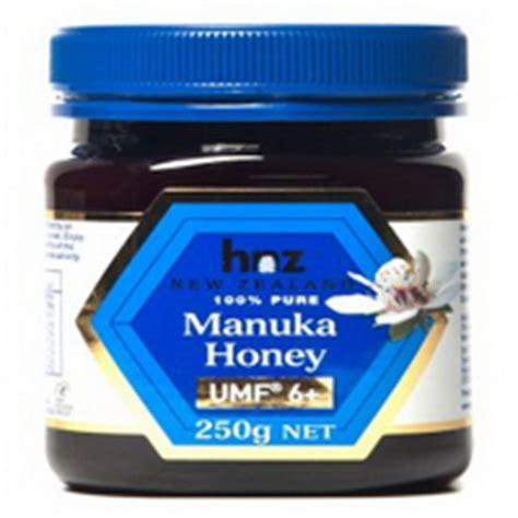 Honey New Zealand Hnz Manuka Honey Umf 5 250gr honey new zealand umf 6 manuka honey
