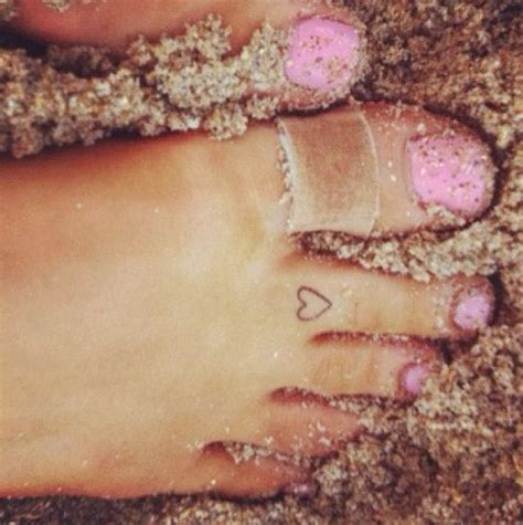 small toe tattoos grande tattoos meanings
