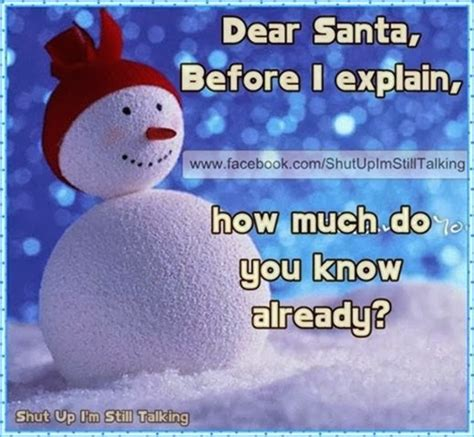 santa quotes sayings  christmas