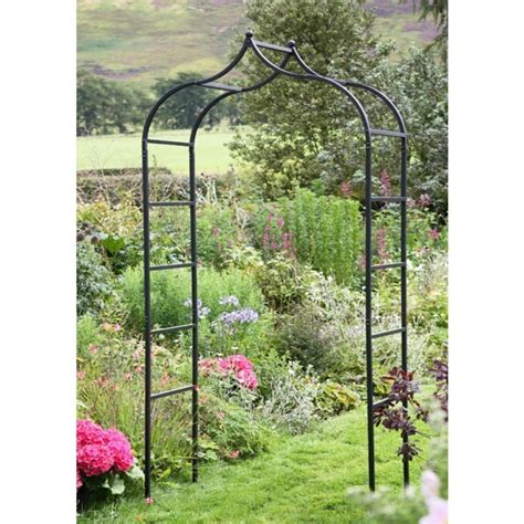 Garden Arch Uk Decorative Baroque Garden Arch The Garden Factory