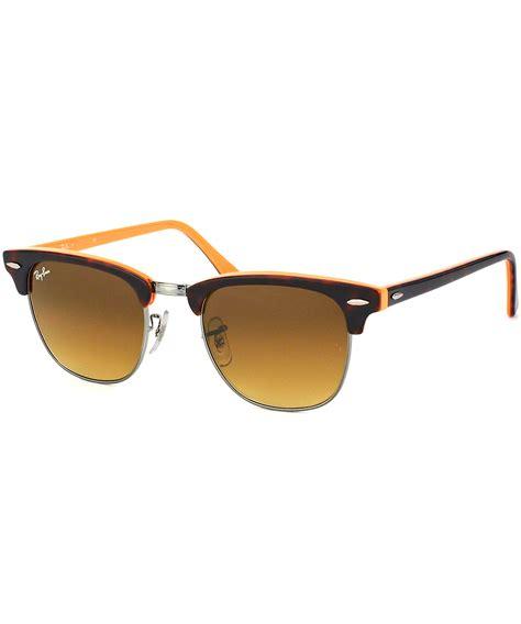 Rayban Club Master ban clubmaster brown sunglasses g1865 www panaust au