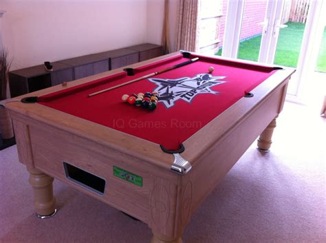 top gun pool table