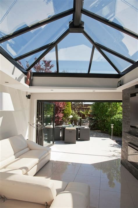 glass roof house roof lanterns in aluminium and upvc triple glazing