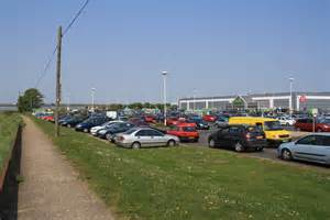Vauxhall Park Gt Yarmouth Asda Superstore And Car Park Vauxhall 169 Glen Denny Cc