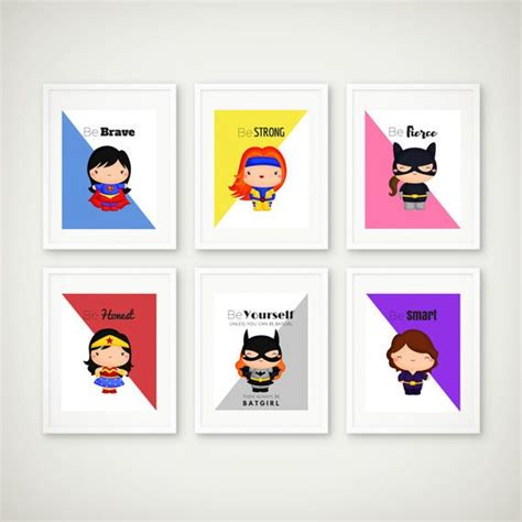 girls superhero bedroom best 25 superhero wall art ideas on pinterest superman