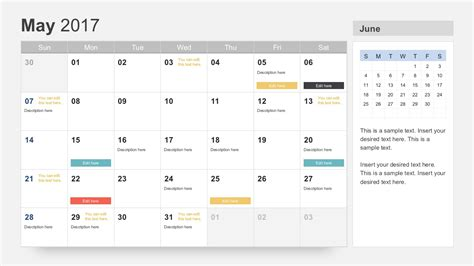 Calendar For Free Calendar 2017 Template