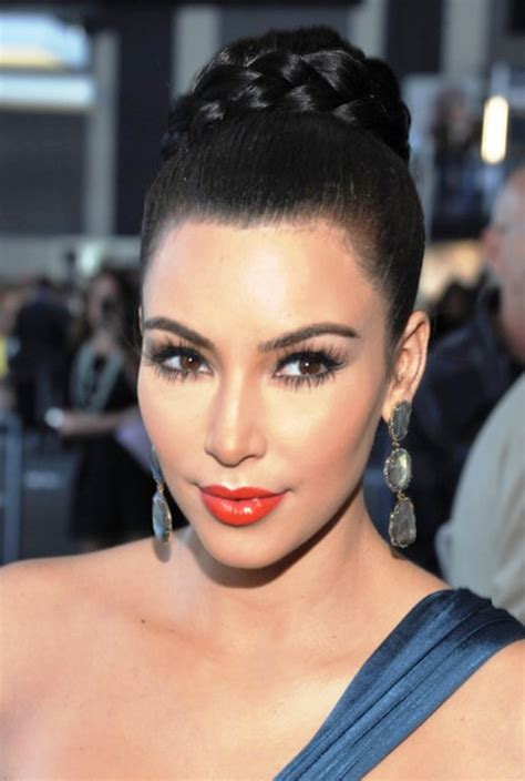 black hairstyles buns images pictures of black braided bun hairstyle