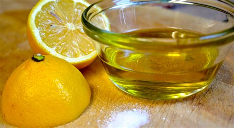 Olive Lemon Juice Detox by 9 Home Remedies To Get Rid Of Elbows And Knees The
