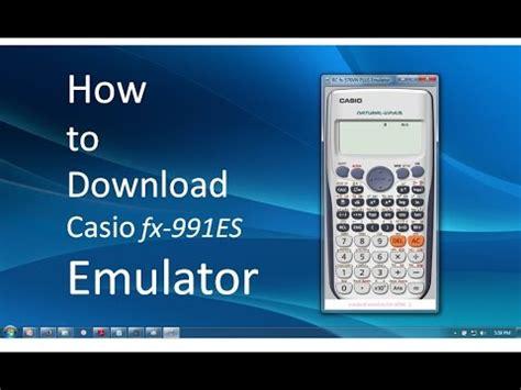 tutorial casio fx 991es full download www downloadcasio fx 991es com