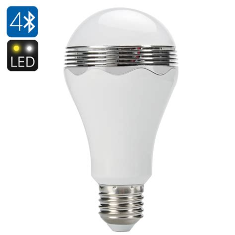 Smart Led Light Bulb Wholesale Smart Bluetooth Led Light Bulb Speaker From China