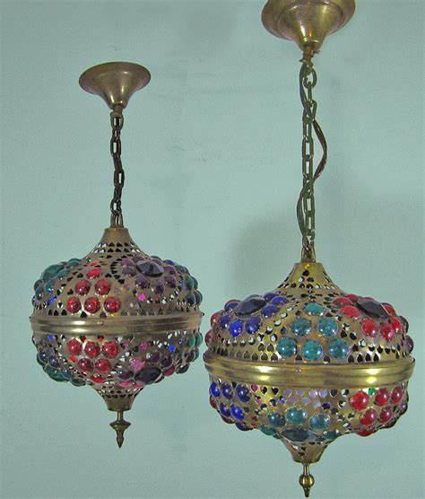 Antique Chandelier Gypsy S Mystical Magic Lamps