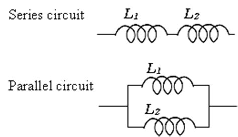 series parallel combination of inductors inductance in series and parallel calculator high accuracy calculation