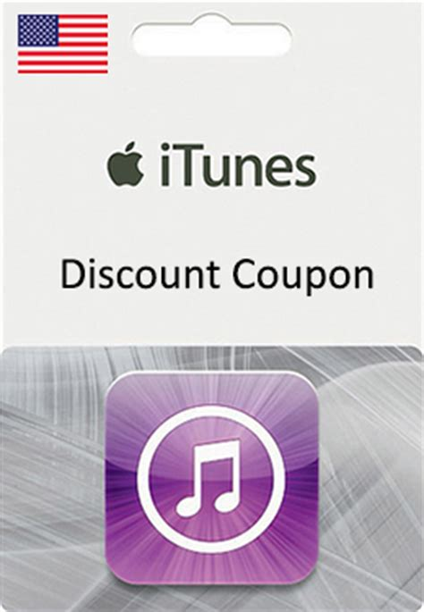 Itunes Gift Card Cheap - us itunes discount coupon hot4cards