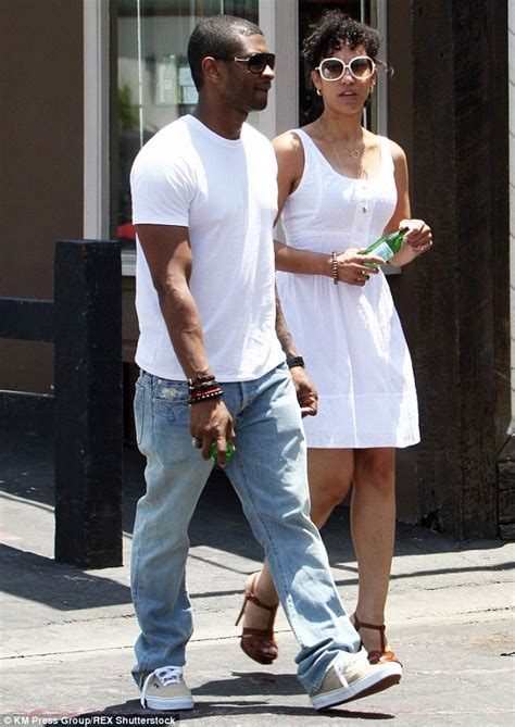 Ushers Canceled Wedding What Happened by Usher Raymond Is Married Again Singer Elopes With His