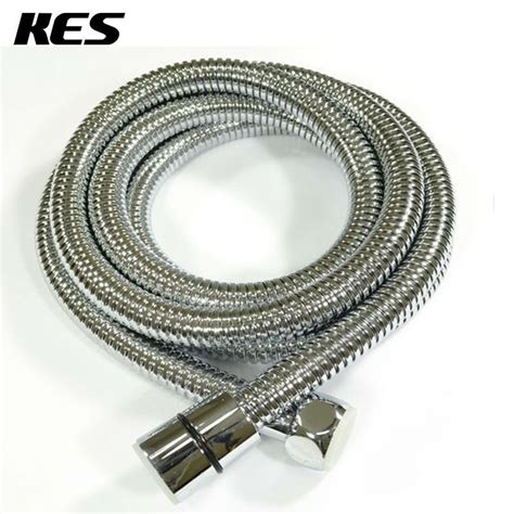 Selang Shower 1 5 Meter kes 118 inch 3 meter replacement shower hose stainless