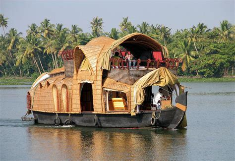Houseboat Kerala Tourism Houseboat Tourism In Kerala