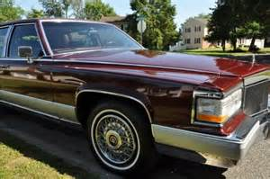 1992 Cadillac Brougham D Elegance For Sale Buy Used 1992 Cadillac Fleetwood Brougham D Elegance Well