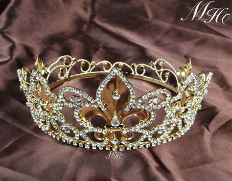Kqueen Gold gold crown