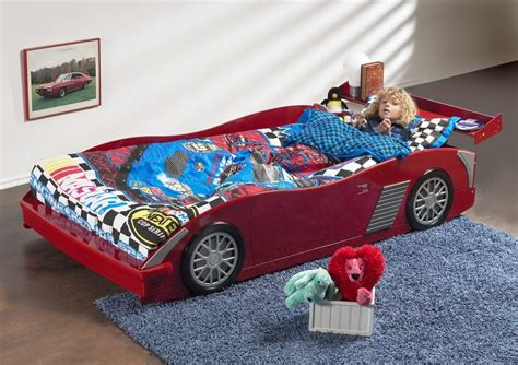 children s race car bed red race car bed kids baby furniture warehouse