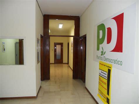sede nazionale pd pd nominato l esecutivo provinciale salvatore antonacci