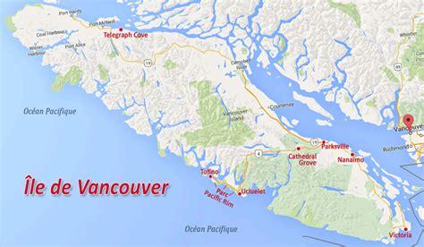 que faire en hiver sur l ile de 238 le de vancouver top 9 des lieux 224 visiter parcours canada