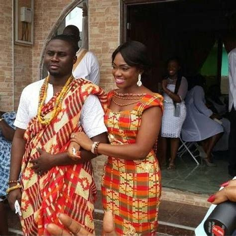 ghana african traditional outfit 55 best ghana traditional wedding engagement images on