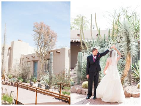 Desert Botanical Garden Wedding by Desert Botanical Garden Wedding Jason Aimee