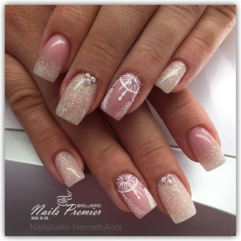 Nail Designs For Wedding Guest