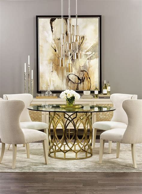 25 best ideas about modern dining room tables on