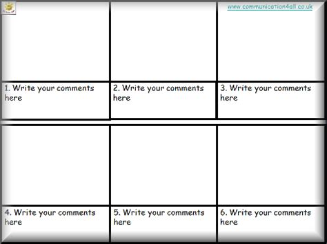 story book template printable storyboard templates search results calendar