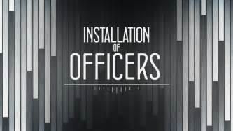 Installation of officers funny script butik work