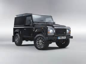 land rover defender lxv luxury model celebrates 65 years