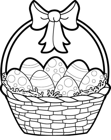 Easter Images Clip Black And White