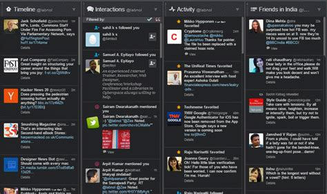 Teet Deck by Tweetdeck Tip How To Clear All Columns In One Go